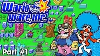 Slim Plays Wario Ware, Inc.: Mega Microgame$ - Part 1