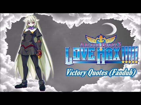 Arcana Heart 3: Love Max!!!!! (Fandub) - Weiss (Victory Quotes) |