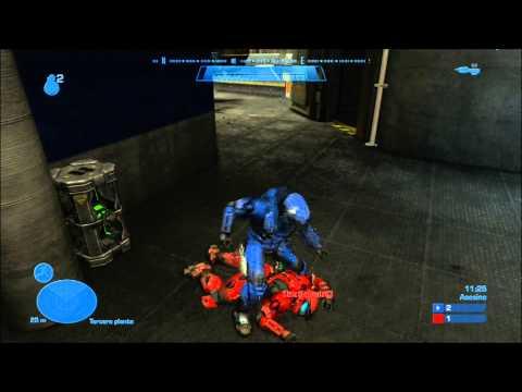Halo Reach Matrix Reacción ... Mini Clip  :D