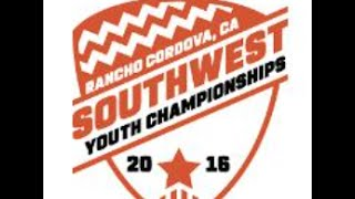 Southwest Youth Championships (Saturday AM)