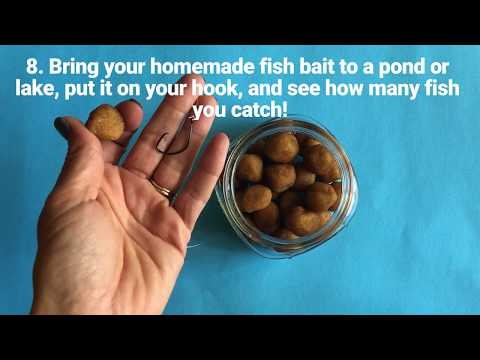 How To Fish: Make Your Own Fish Bait