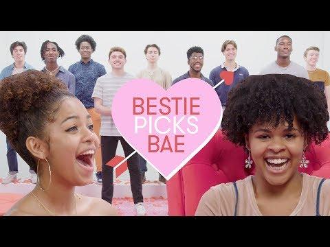 I Let My Best Friend Pick My Boyfriend: Arianna   Bestie Picks Bae
