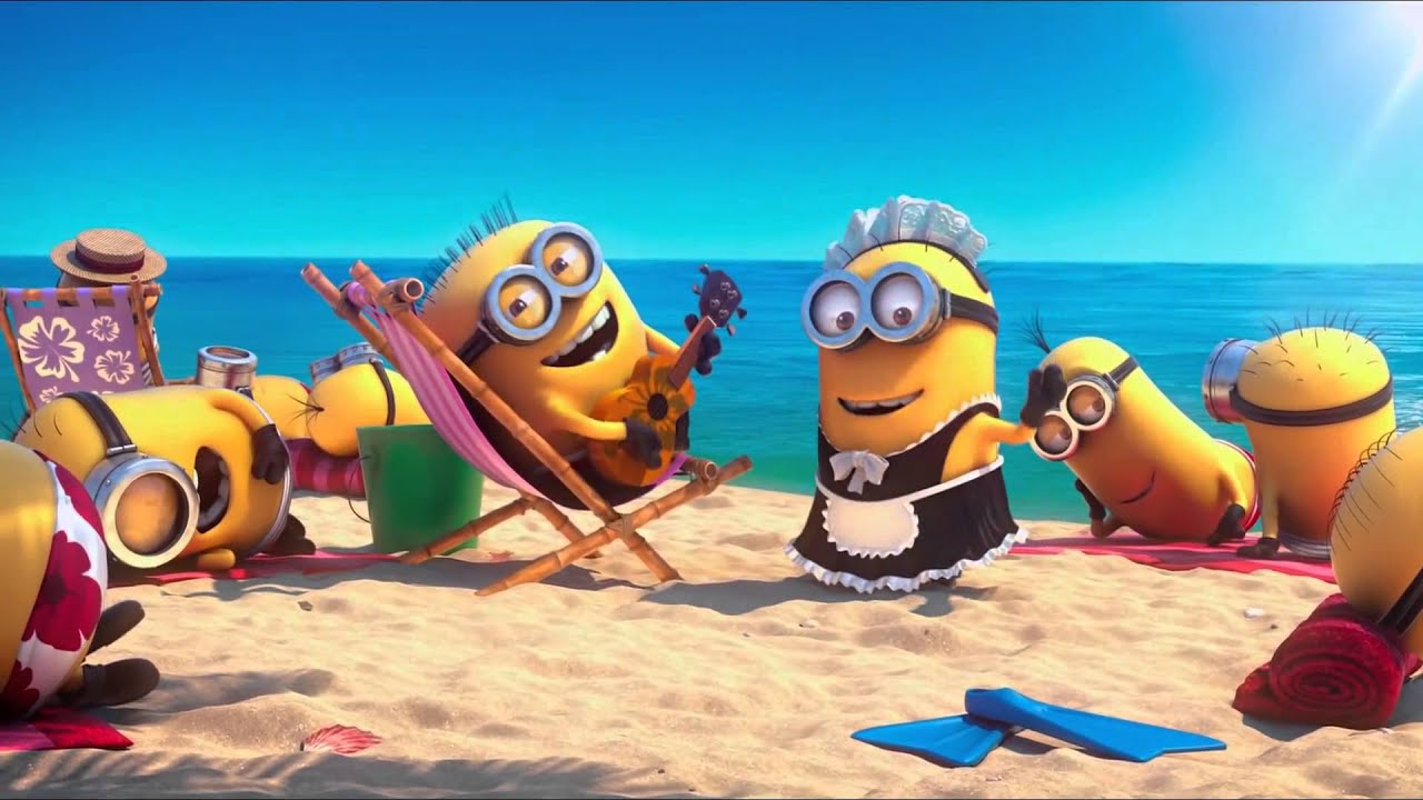 Minions Summer Holiday Change Games Satellite Apps Intro