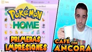 Primer uso en POKEMON HOME   De 3ds a Nintendo Switch   Café con Ancora