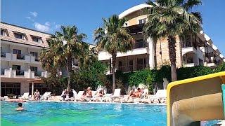 Кемер, Турция. Отель Millenium Resort 5* (Armas Resort), столовая и пляж