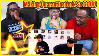 BTS in Quarantine REACTION! -