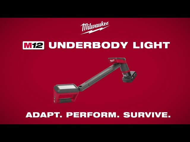 Milwaukee® M12™ Underbody Light