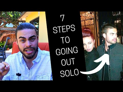 A step by step guide to going out Solo