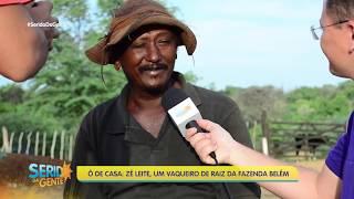 Conheça o vaqueiro Zé Leite de Acari-RN