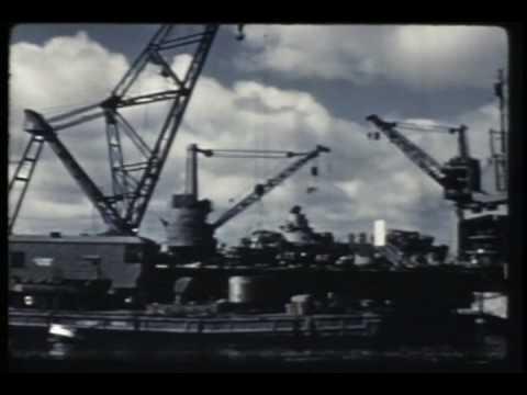 Nuclear Test Film - Operation Wigwam