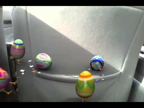 Easter magic on kids