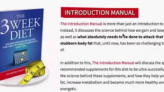 weight loss diet    health and fitness