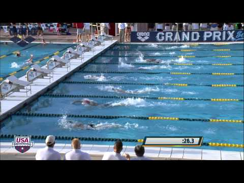 Women's 200m Freestyle A Final - 2013 Arena Mesa Grand Prix