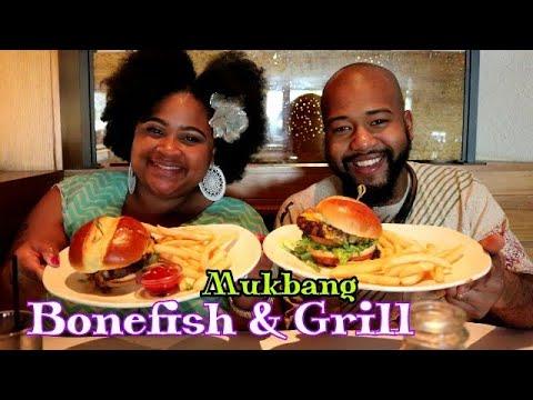 Bonefish Grill Mukbang🍽🍤