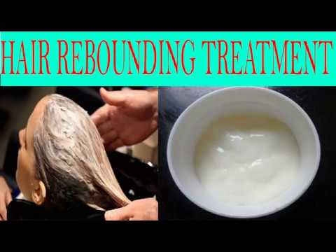Totkay In Urdu- HAIR REBOUNDING TREATMENT