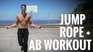 Jump Rope Ab Workout