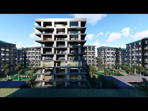 Baghdad Green Zone Life Complex Concept Project