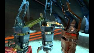 Further enhancements in Half-life 2 cutscenes