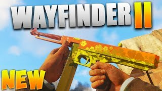 """HOW TO """"UNLOCK"""" THE NEW HEROIC M1928 SMG IN COD: WW2! (FREE HEROIC M1928 """"WAYFINDER"""" ORDER)"""