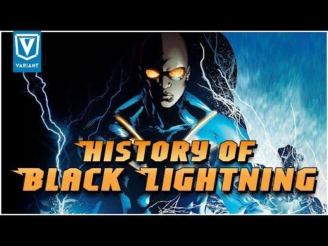 History Of Black Lightning! streaming vf