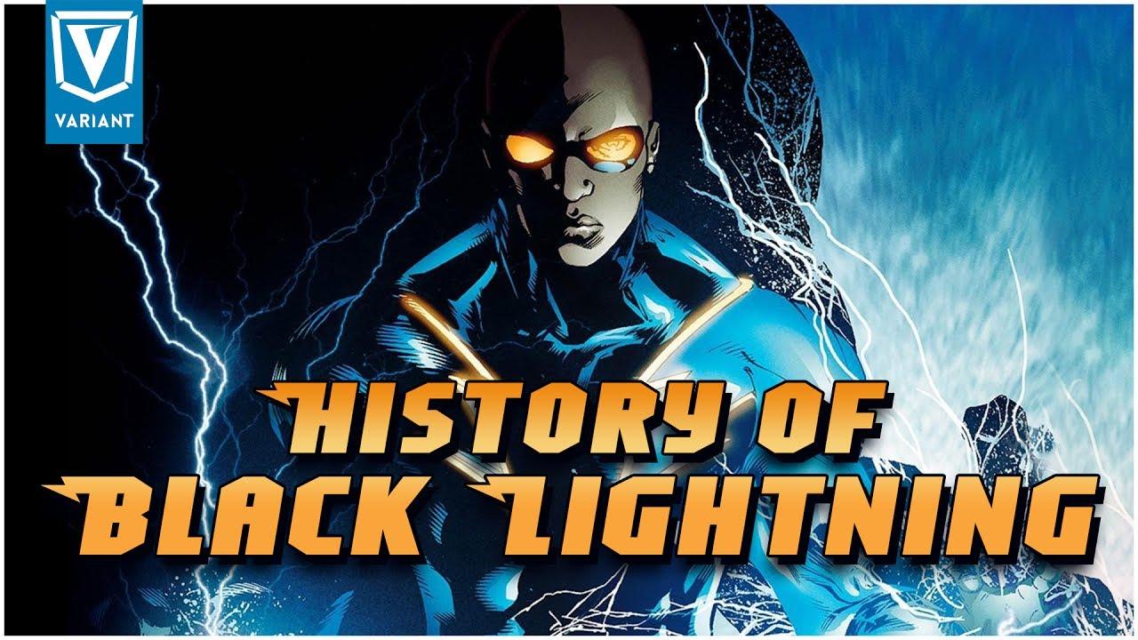 Download History Of Black Lightning