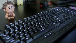 Review: Tesoro Lobera Supreme Mechanical Gaming Keyboard