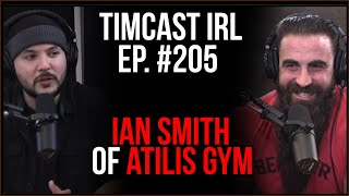 Timcast IRL - NJ STEALS $173k From Gym After Defying COVID Lockdown, Gym Owner Joins