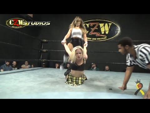 [FREE MATCH] Dojo Wars 113: Penelope Ford vs. Melanie (CZWstudios.com)