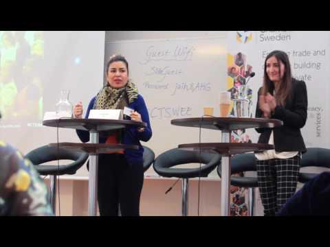 My Entrepreneruship Story - Amal Al Husseni, Baghdad, Iraq