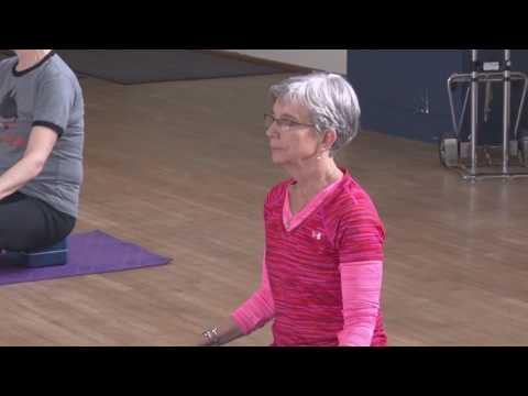 OLLI at UVM - Yoga Class 2017