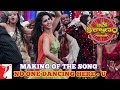 Making Of No One Dancing Here U Song Aaha Kalyanam ...