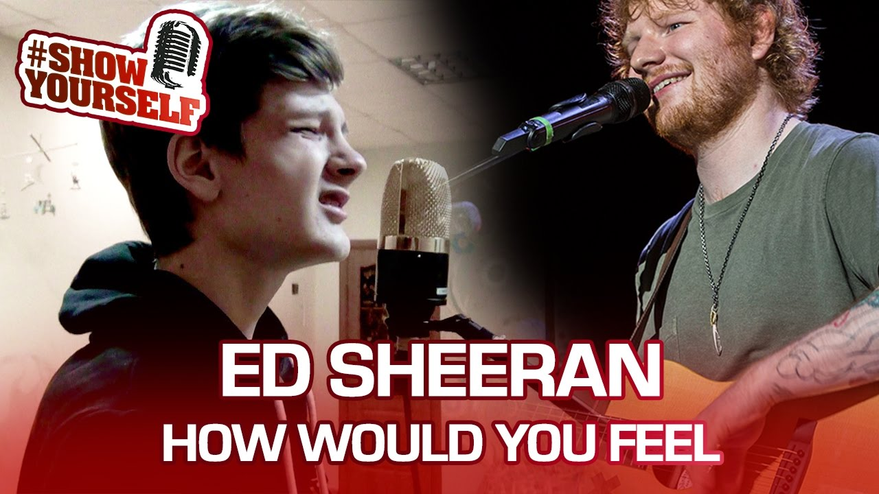 How Would You Feel Cover Live. Владислав