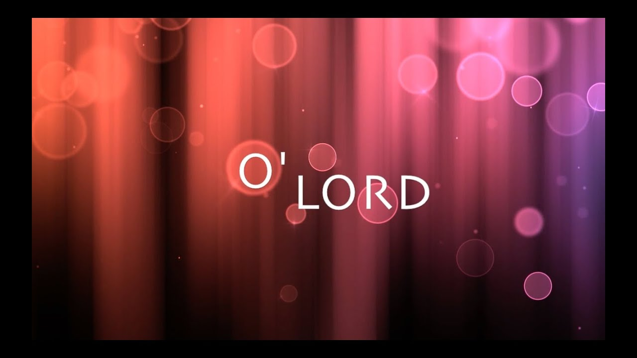 Image result for o' lord by lauren daigle