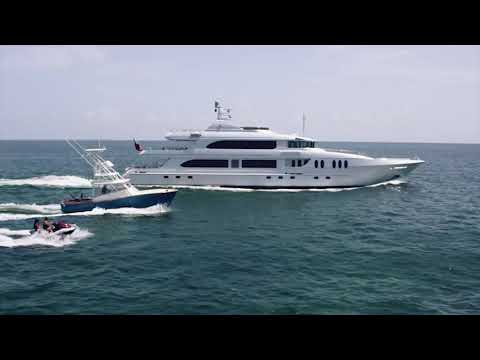 140' Motor Yacht Just Enough Caribbean Luxury Charters