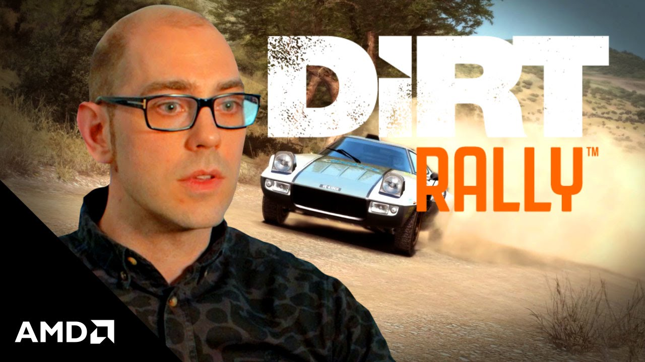 Nuts and Bolts: Auto Modeling in DiRT Rally™