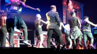 s club 7 alive live from front row at the london o2 arena may 17th 2015