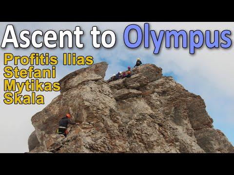 Ascent to Olympus - Uspon na Olimp, 24-25. jun 2016.
