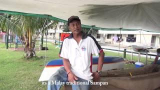 Traditional Sampan Project on Christmas Island