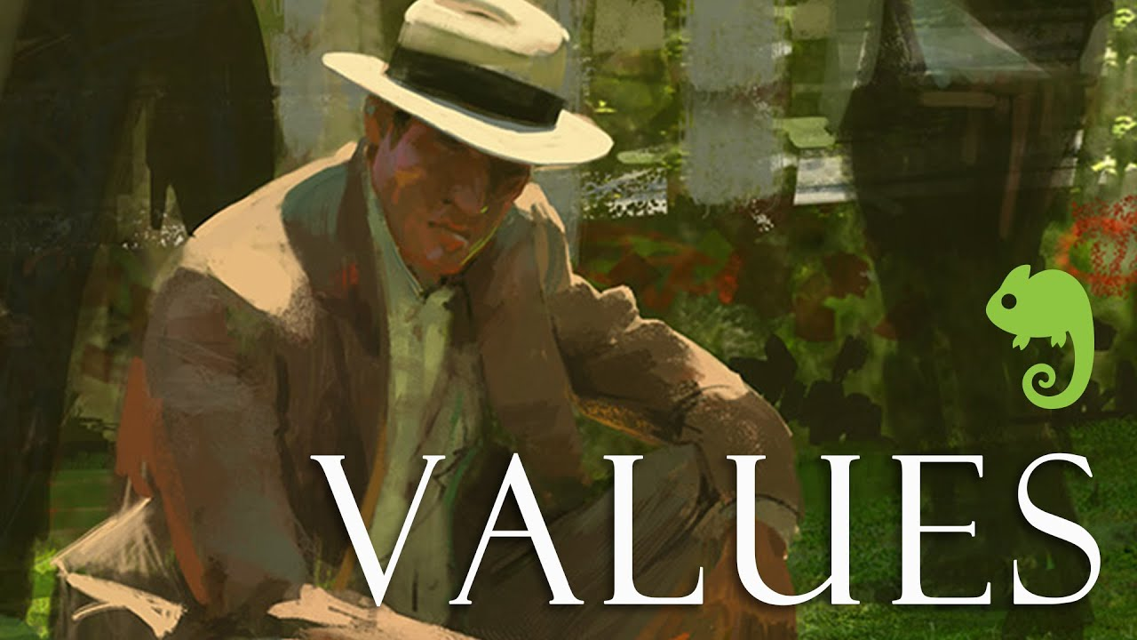Craig Mullins Part 4 Values Youtube