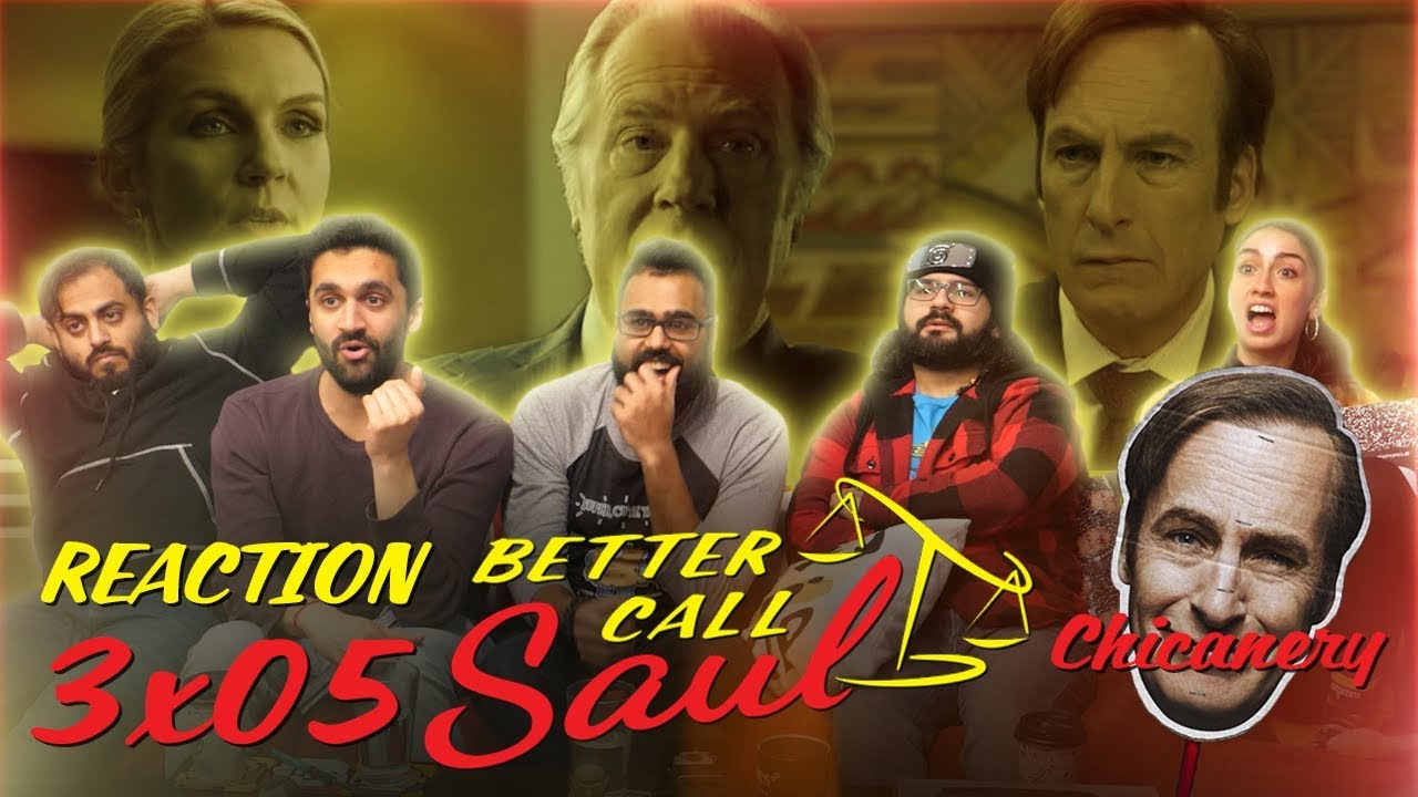 Download Better Call Saul - 3x5 Chicanery - Group Reaction