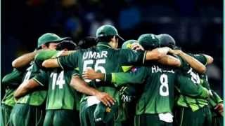 ICC Cricket World Cup 2015 Official Song- Pakistan- we got the power