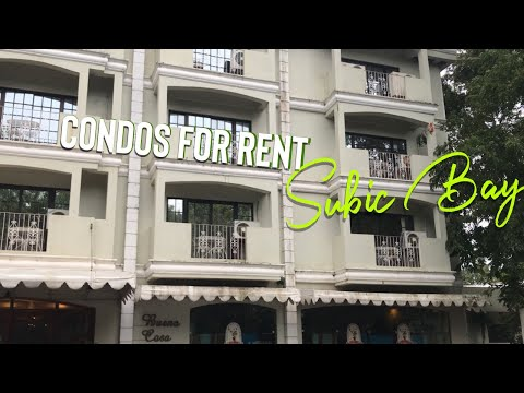 Condos for rent Subic Bay Philippines