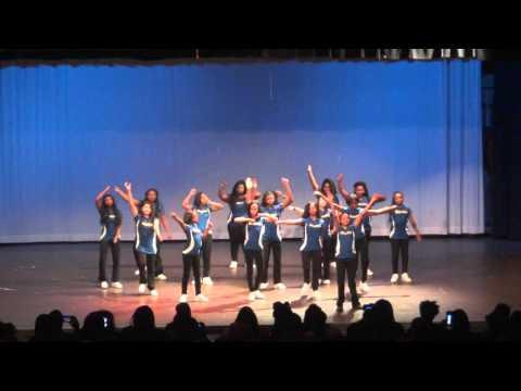 Stomp-Burney-Harris Lyons Middle School 2015