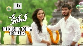 Telugutimes.net Keshava releasing today trailers