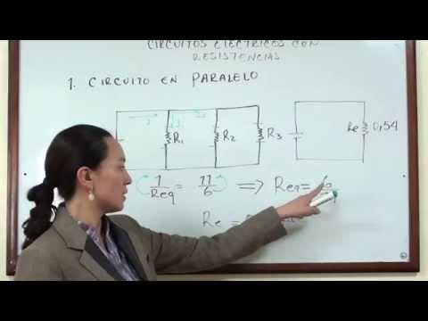 Circuito Paralelo Física Electromagnética