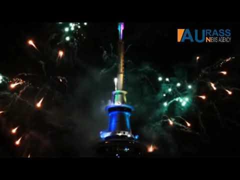 AURASS WISH YOU : HAPPY NEW YEAR