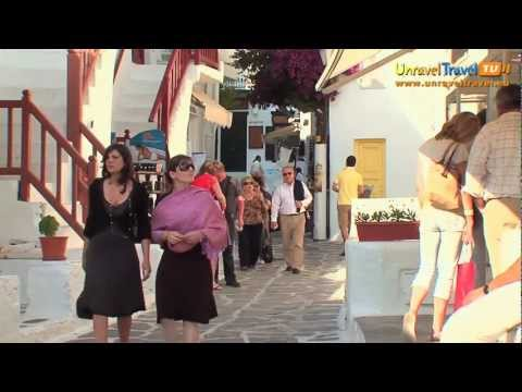 Mykonos, Greek Islands, Greece - Unravel Travel TV