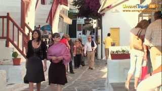 Mykonos, Greek Islands, Greece – Unravel Travel TV