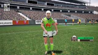 Rugby League Live 4 - Goal kicking tutorial