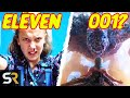 Stranger Things Theory: The Mind Flayer Is 001